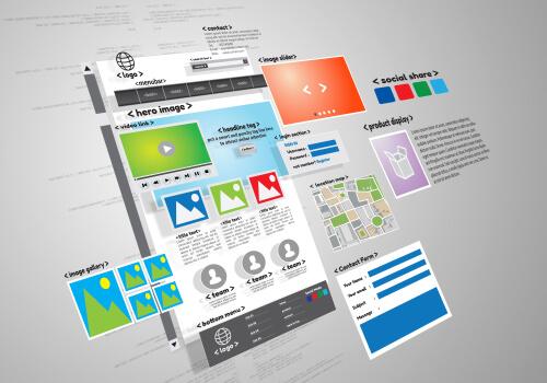 Hire A Website Designer | Responsive page design